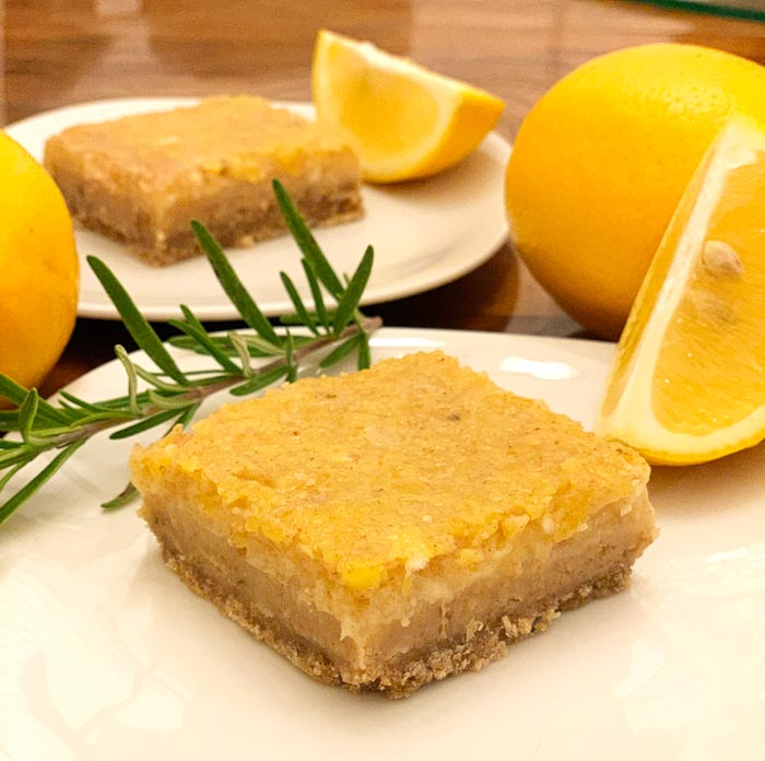 If you love lemons, you'll swoon for these Meyer lemon bars.