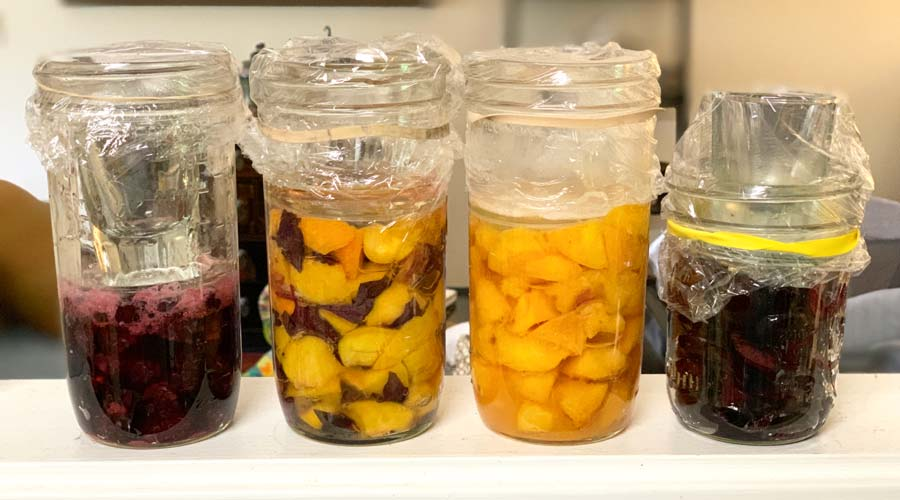 How to make lacto-fermented fruit, with recipes thumbnail