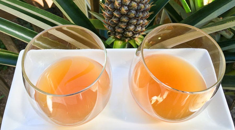 Tepache recipe: how to turn pineapple skins into a delicious probiotic drink thumbnail