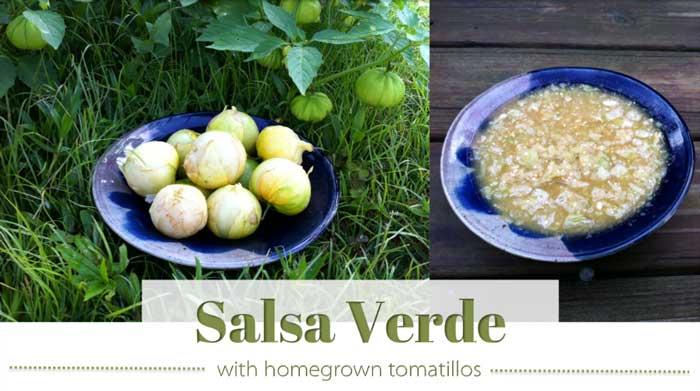 raw salsa verde recipe